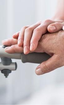 soins palliatifs à domicile Louvain-la-Neuve